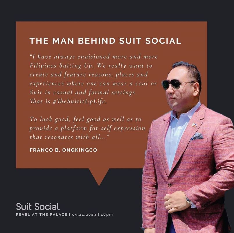 The Man Behind Suit Social